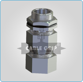 Weathreproof Double Compression Cable Glands for Armoured Cables - Photo