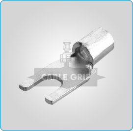 CGI Copper Fork Terminals Non Insulated - Photo