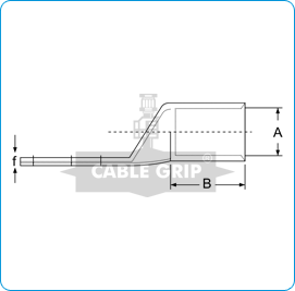 CGI Copper Tubular Terminals Medium Duty - Drawing 2
